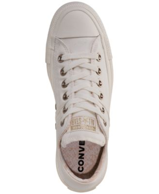 41bc4e164677 Converse Women s Chuck Taylor Madison Casual Sneakers from Finish Line -  White 10