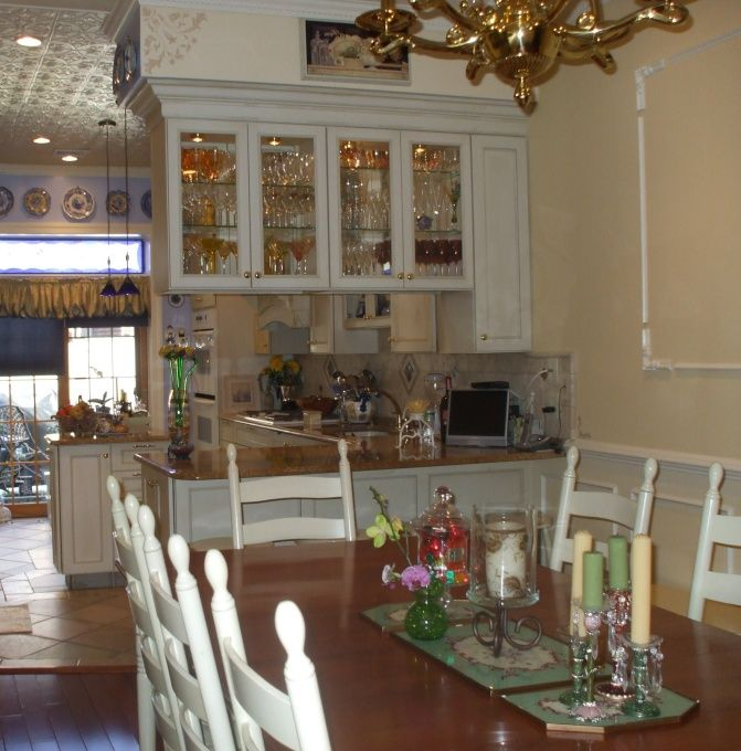 Floating Cabinets Open To See All Pics Kitchen Dining Room