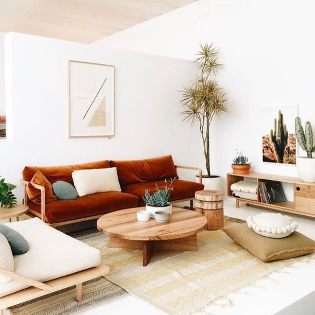These Neutral Earth Tones Are A Okay Regram Via Lonnymag Retro Home Decor Retro Home Living Decor
