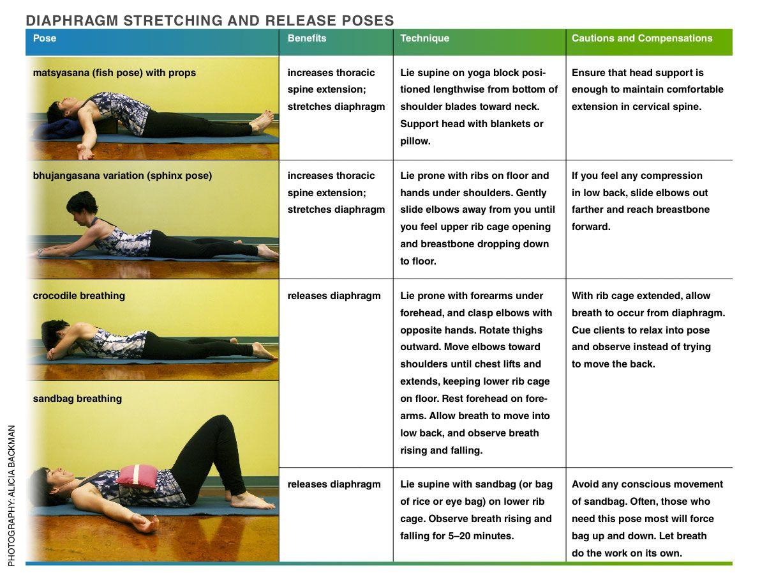 Postpartum Yoga Poses: Cues and Benefits #yoga #postpartum #core