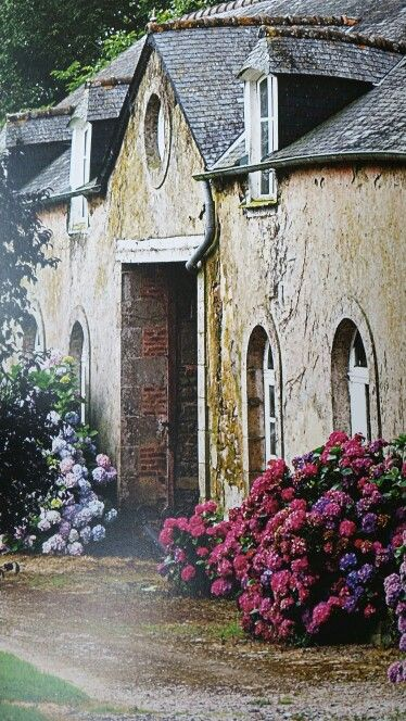 French Country House | my other house is in France | French