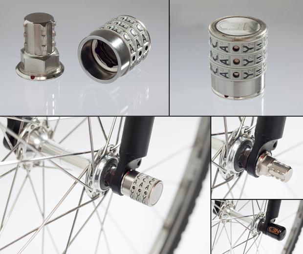 Sphyke Combination Wheel Lock Bike Components Bike Lock