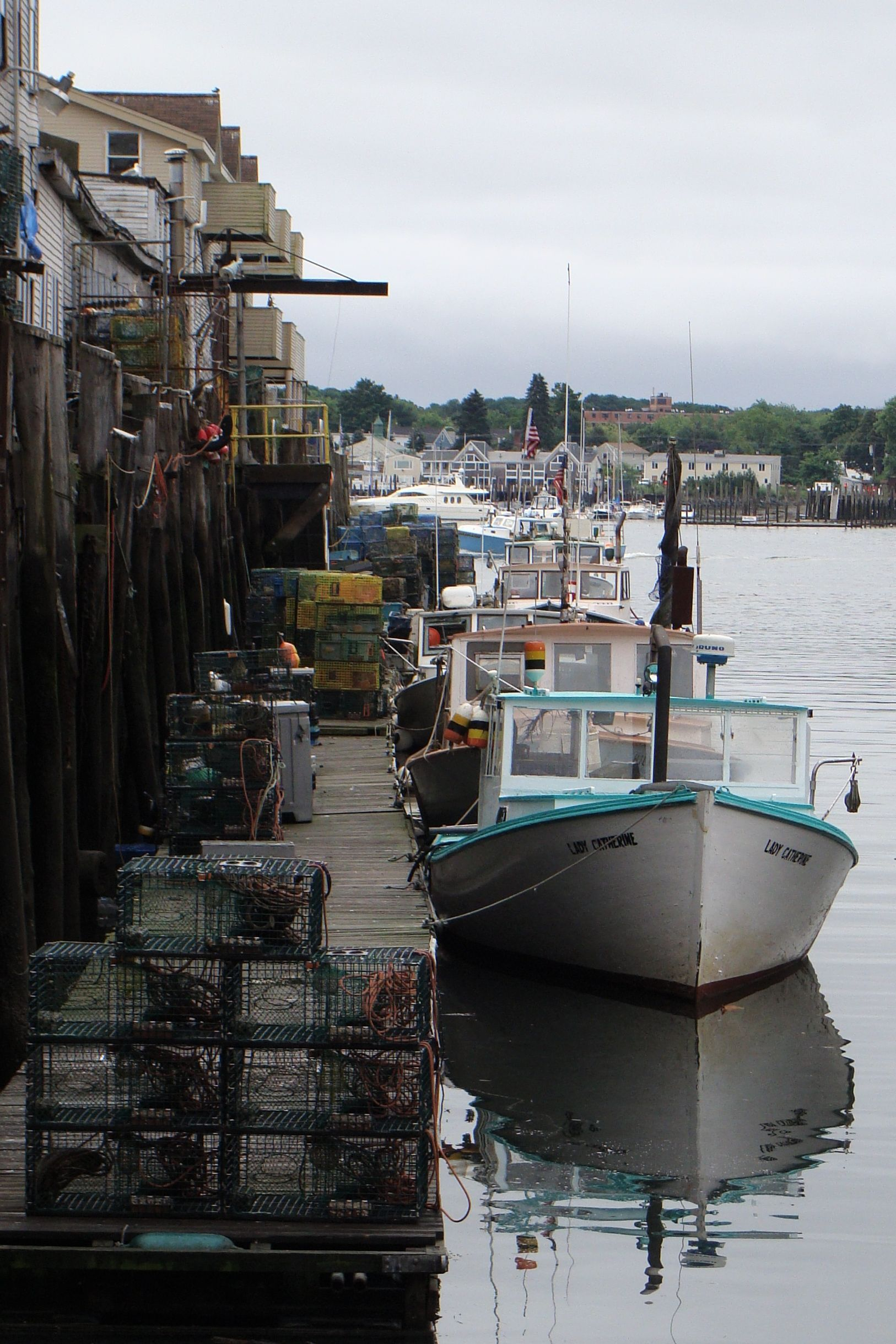 Our trips to maine were memorable he enjoyed fishing in for Portland maine fishing charters