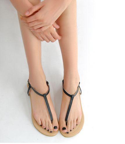 a9904f76f41 sandalias  planas  pies  libres