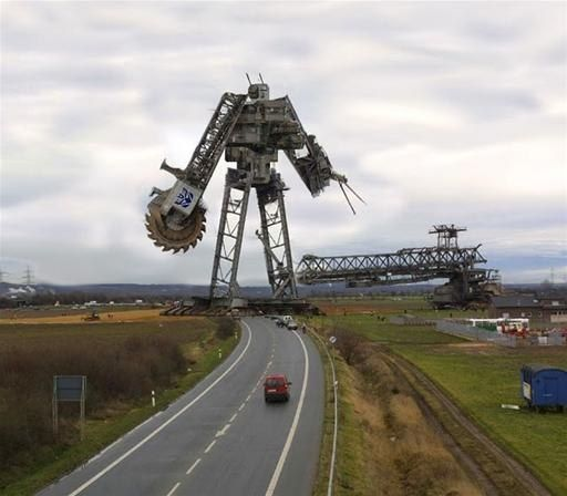 News The World S Biggest Machine With Images Construction