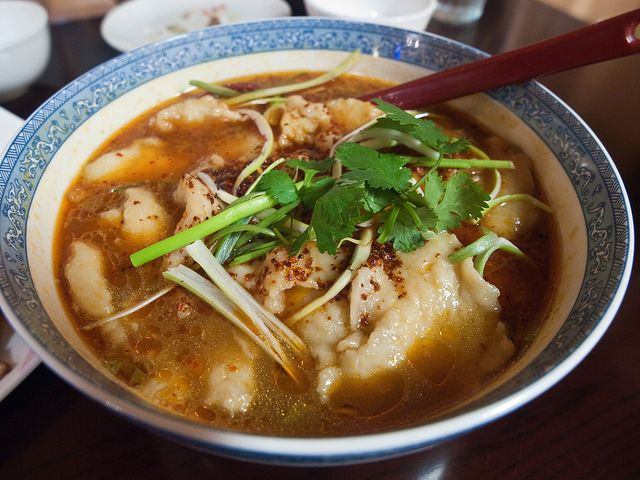 Must Eat In China Schezuan Spicy Fish Stew Spicy Fish Stew And Fish