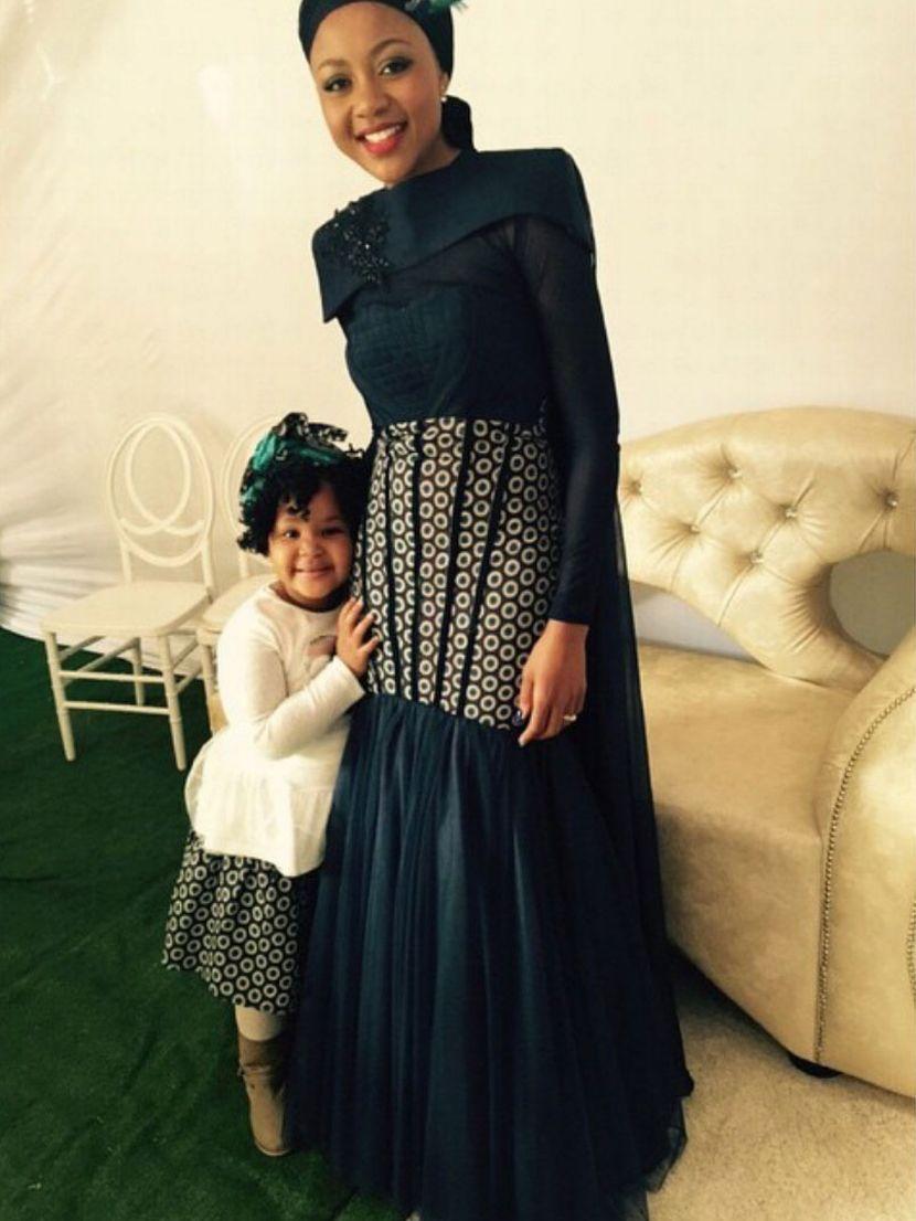 Tokelo Rantie And Diski Divas Star Gigis Traditional Wedding PHOTOS African WearAfrican