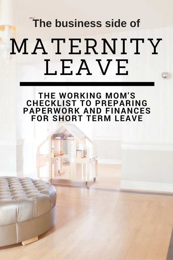 Discussion on this topic: How to Prepare for Maternity Leave at , how-to-prepare-for-maternity-leave-at/