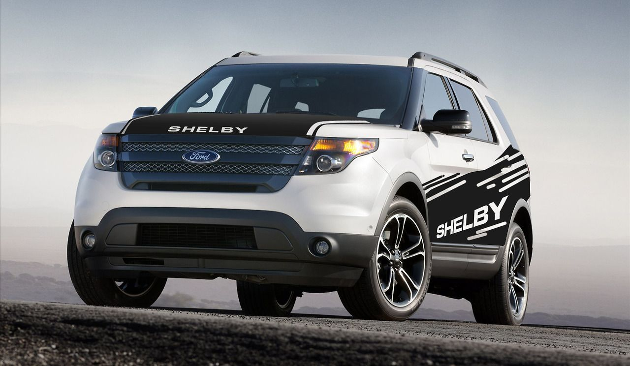 Shelby Explorer Sport Ford explorer, Ford suv, Ford