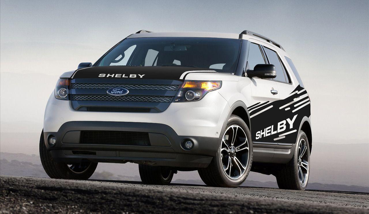 Shelby Explorer Sport Ford explorer, Ford suv, Ford