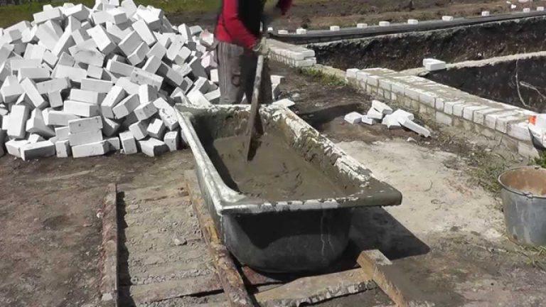 Чем замешивать бетон глубинный вибратор для бетона купить в ижевске