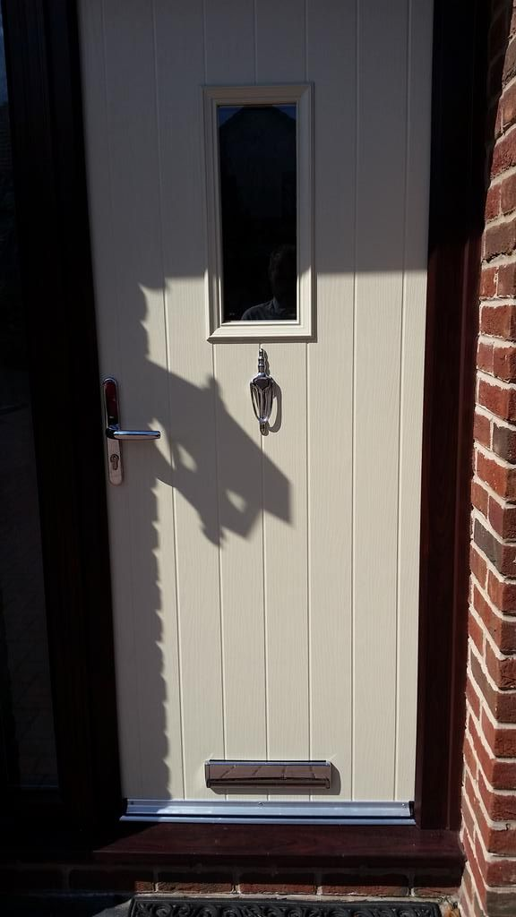 Vista Panels Ltd On Composite Door Door Handles Doors