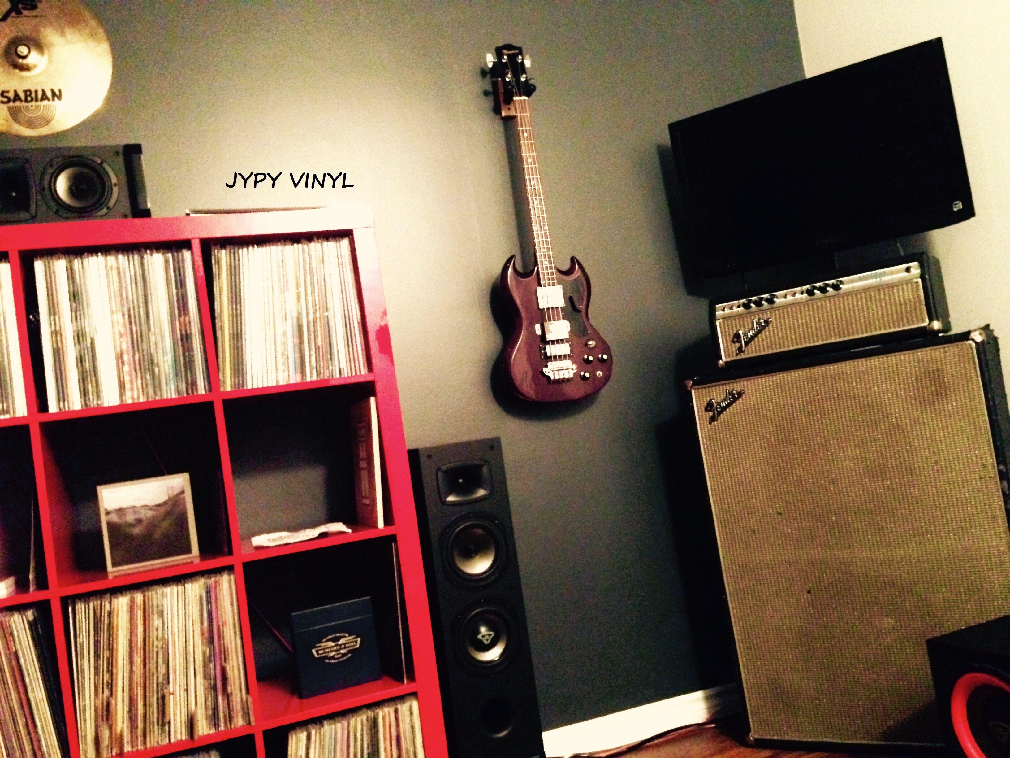 my setup setup nice setup record storage turntable crosley drum