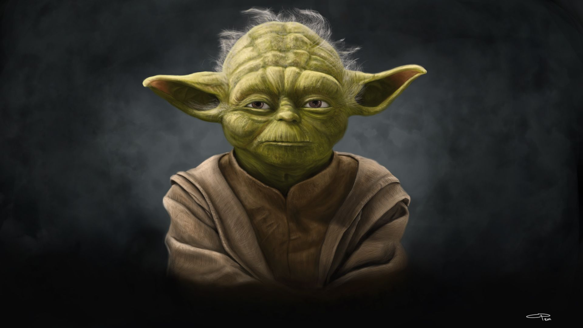 Yoda wallpaper collection for free download hd - Star wars quotes wallpaper ...