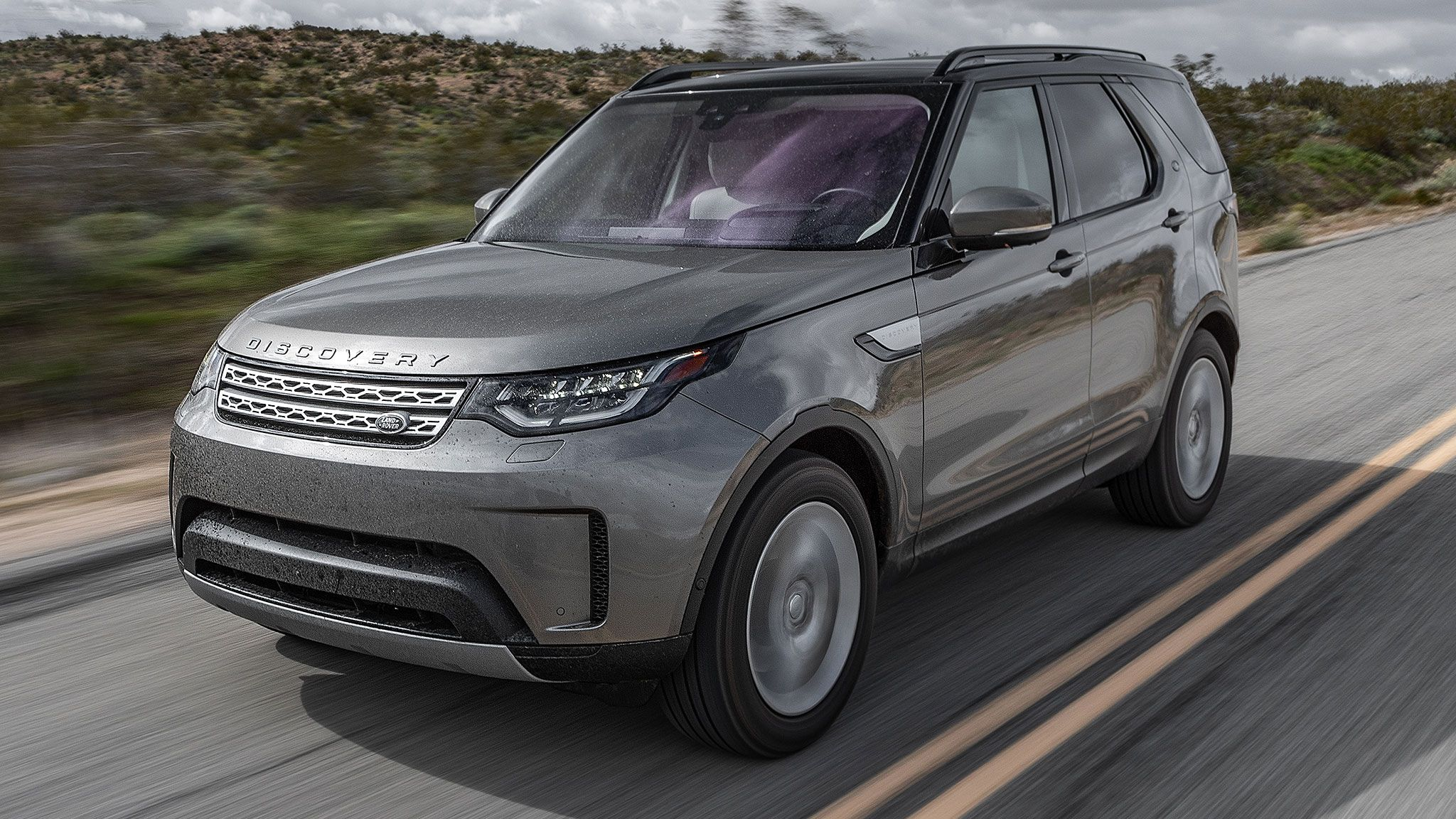 One Week With the 2020 Land Rover Discovery in 2020 Land