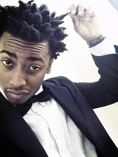Black Mens Thick Curly Hair | (Ghost Town) | Pinterest | Thick ...