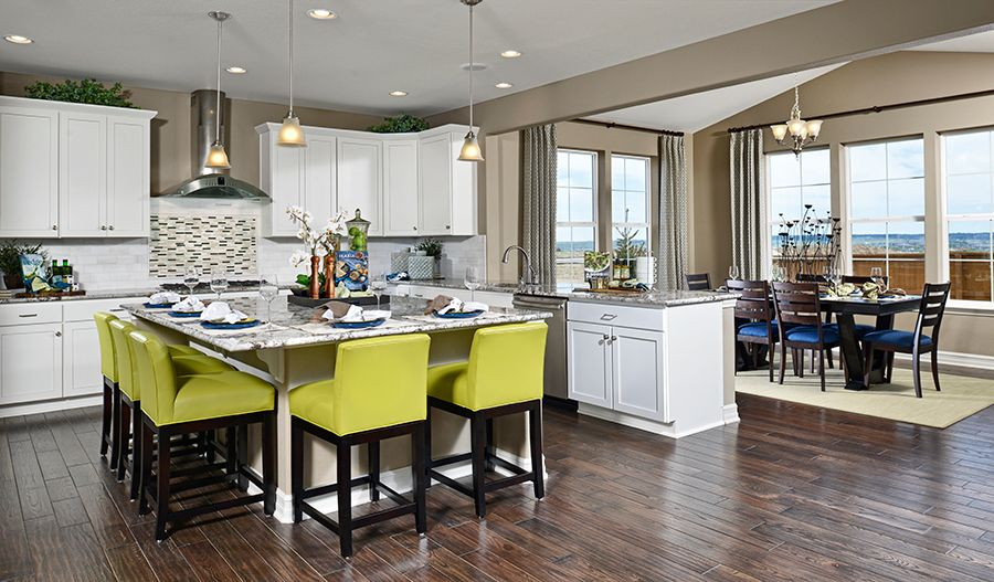 Kitchen By Richmond American Homes Seth Model | New House Ideas | Pinterest  | Kitchens, House And Room Colors