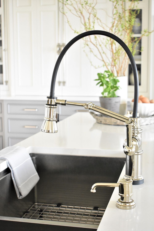 Thumberland   Kate Abt Design Portfolio   Black kitchen faucets ...