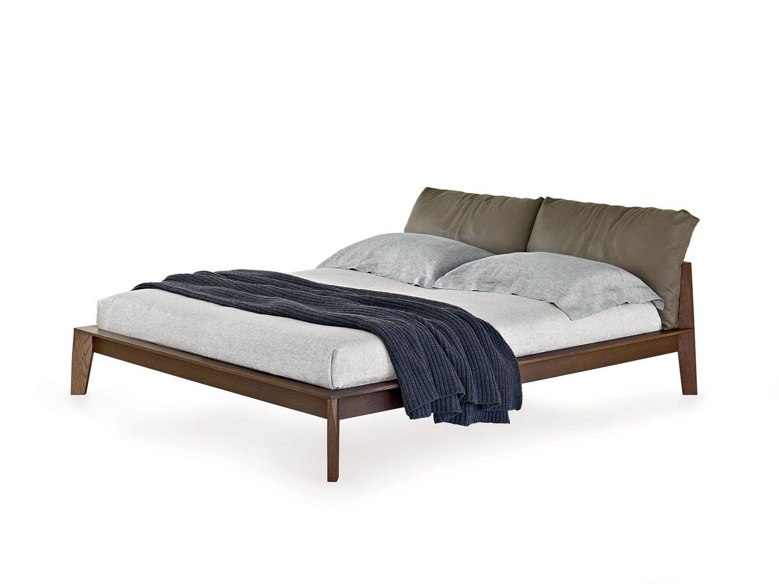 Cama Doble Con Cabecera Tapizada Wish By Molteni C Bedrooms Bed