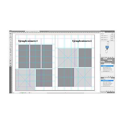 Retícula modular: una forma rápida y elegante de maquetar una revista   CEVAGRAF SCCL