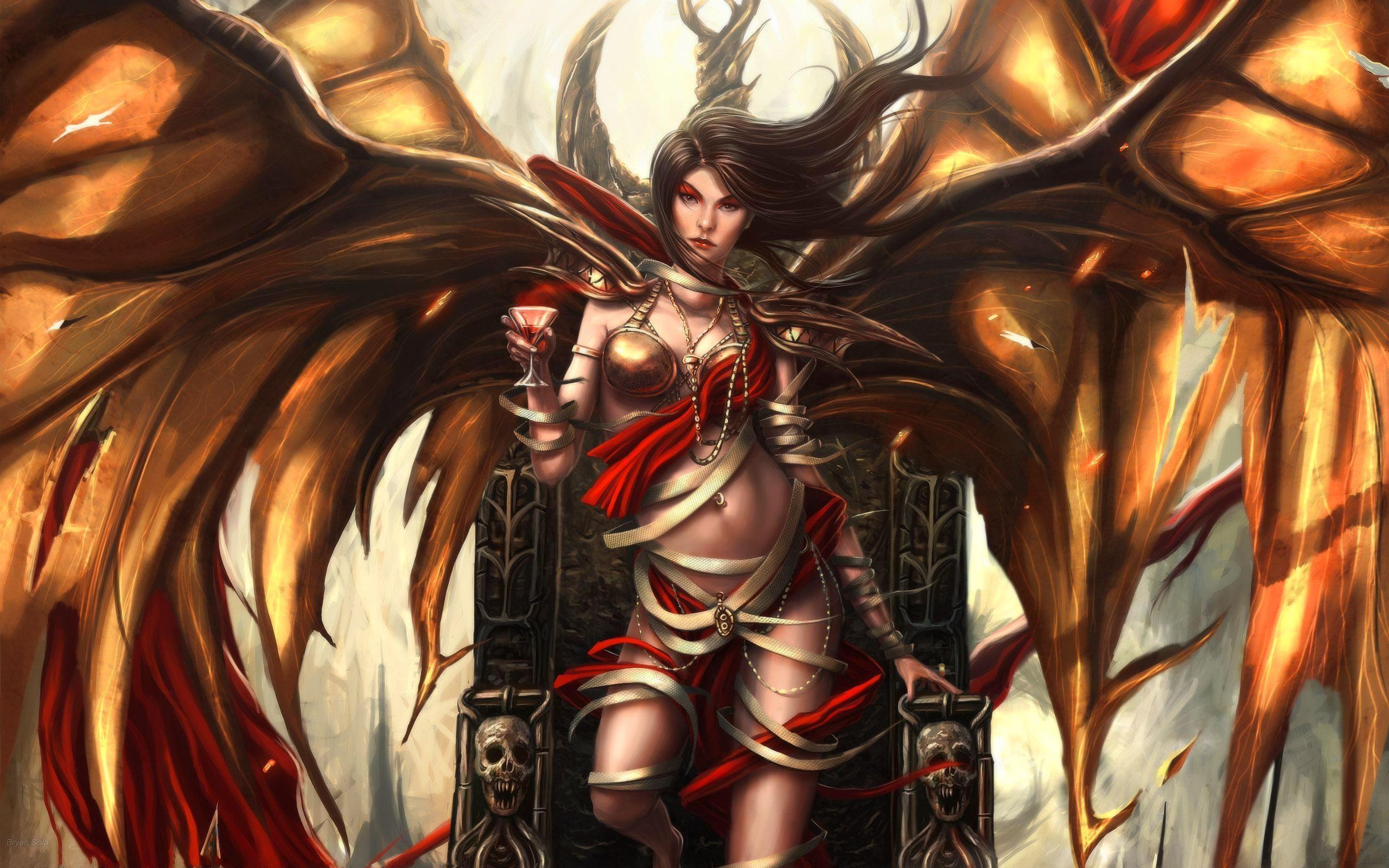 likewise fantasy girl blood - photo #49