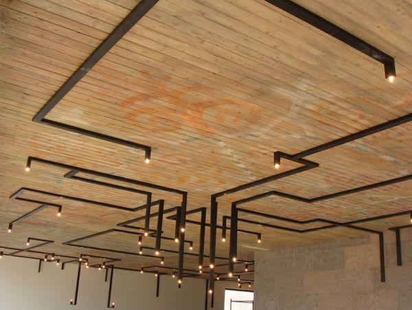 penthouse 1 by alina sargsyan via behance interior beleuchtung indirektes licht y leuchten. Black Bedroom Furniture Sets. Home Design Ideas