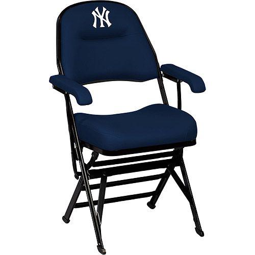 New York Yankees Locker Room Chair   MLB.com Shop