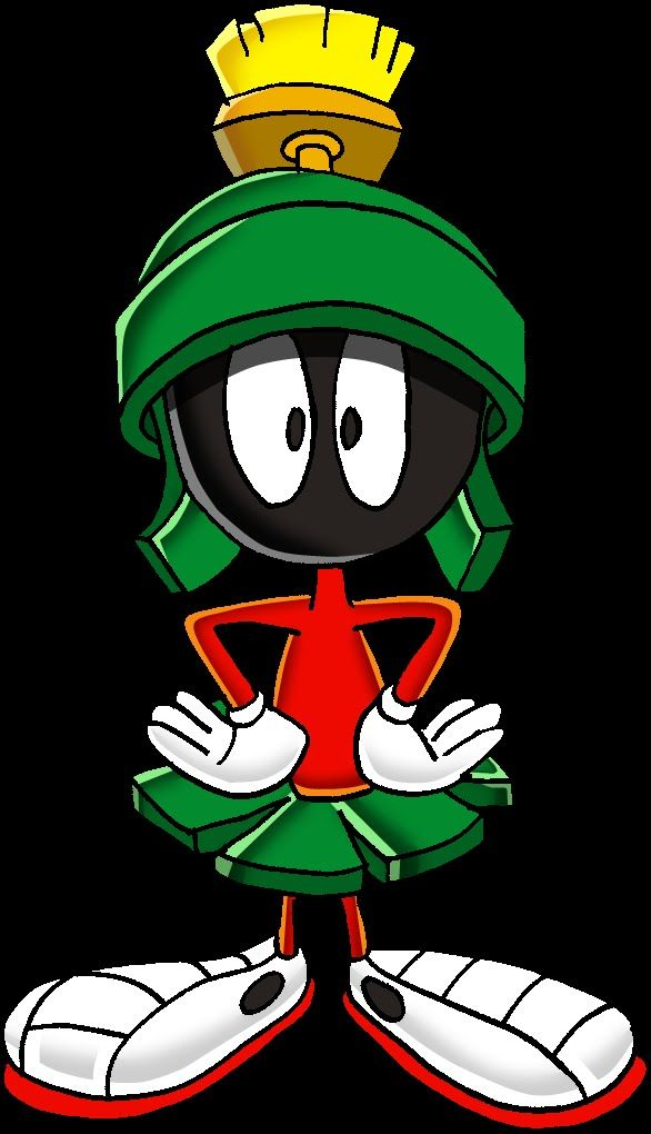 Tazmania Marvin the martian iphone case