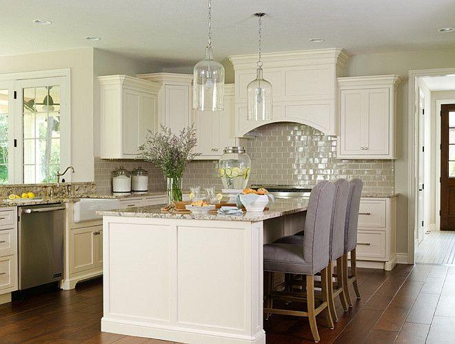 Neutral Home Interior Ideas Kitchen Renovation Ivory Kitchen Ivory Kitchen Cabinets