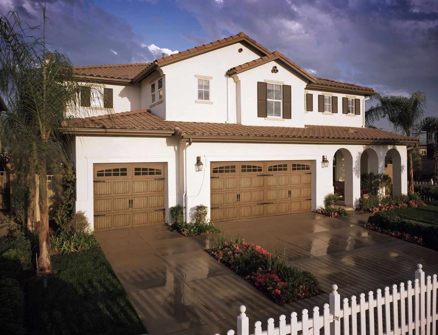 Overhead Door overhead door little rock images : Accent garage doors by C.H.I. Overhead Doors | Accents Woodtones ...