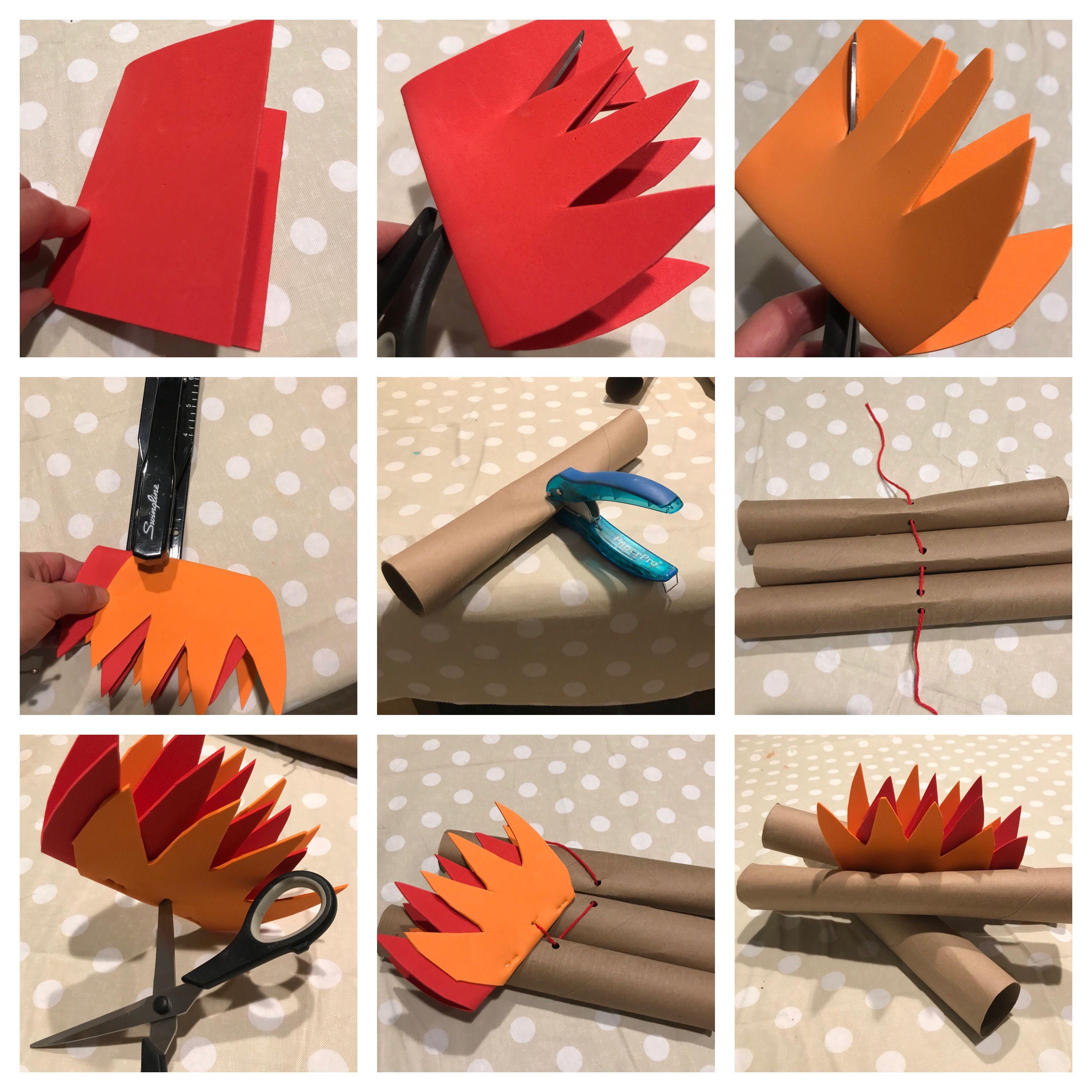 18+ Paper towel roll crafts for preschoolers ideas