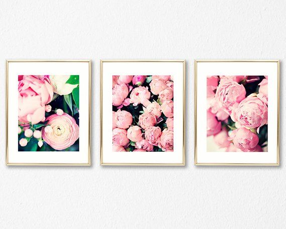 Peony Prints Framed Wall Art Peonies Wall Art Photography Etsymktgtool Peonyprints Peonieswallart Largewall Etsy Wall Art Pink Wall Art Trendy Wall Art