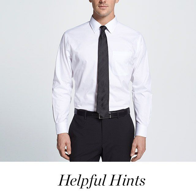 See our men 39 s dress shirt measurements guide at nordstrom for Nordstrom men s dress shirt fit guide