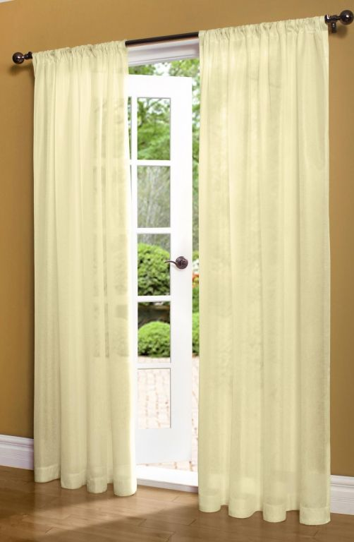 Ivory Sheer Curtains Modern Check More At Blogcudinti 4713