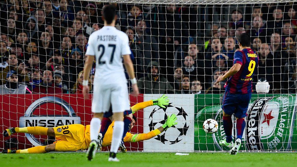 FC Barcelona 3-1 PSG
