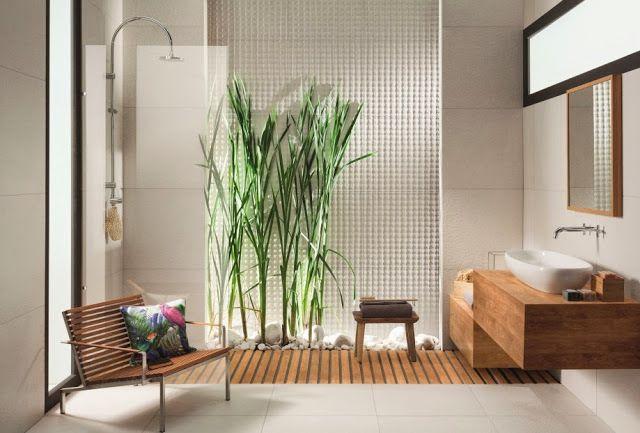 Azulejos blancos para baños. 10 ejemplos imprescindibles.