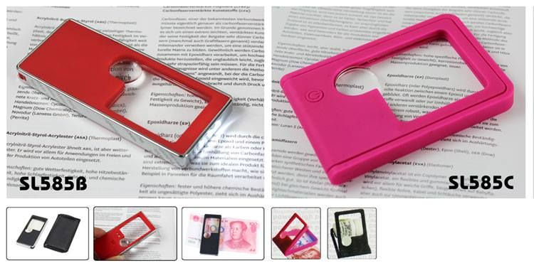 Item Name Magnifier With Led Light Contact Mail Te5 Vip 163 Com