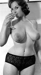 Vintage big tit models