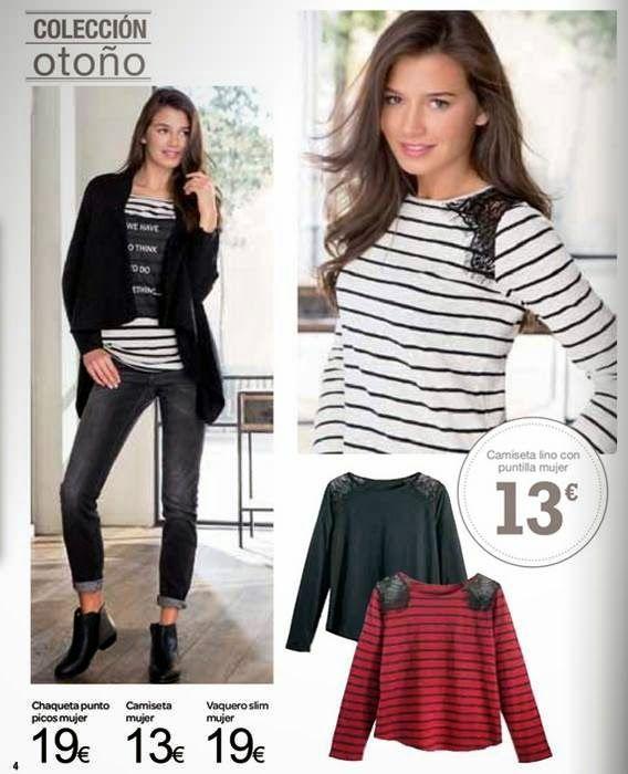 Outfit De Otoño Para Mujer De Carrefour 2014
