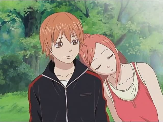 Image result for lovely complex anime