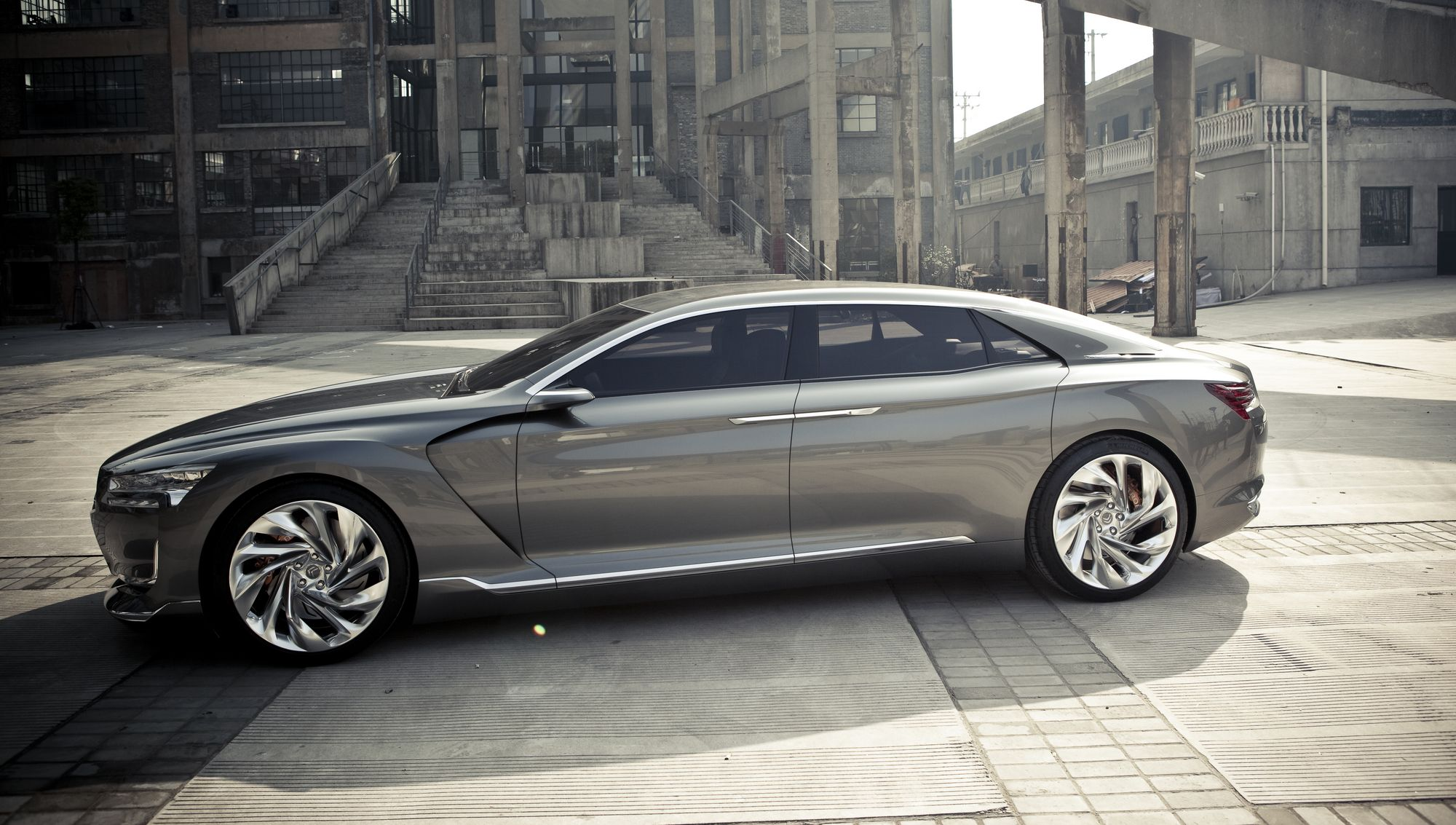 Wspaniały Citroen DS9 Concept | Beautiful Products | Citroen ds9, Citroen QC57