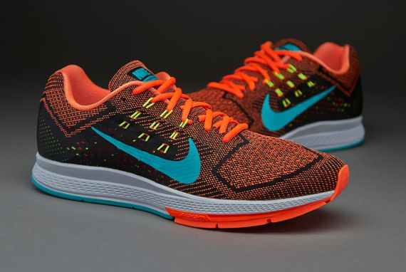 nike mens running shoe air zoom structure 18