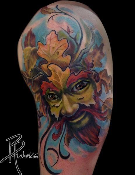 By Brandon Heffron of Beloved Studios; St. Paul, MN. | Tattoos ...