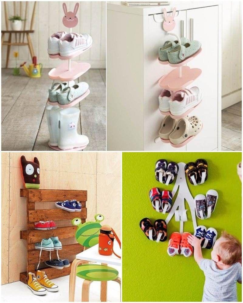 Zapateros originales para ni os ideas guardar zapatos zapateros originales mueble zapatero - Ideas para zapateros ...