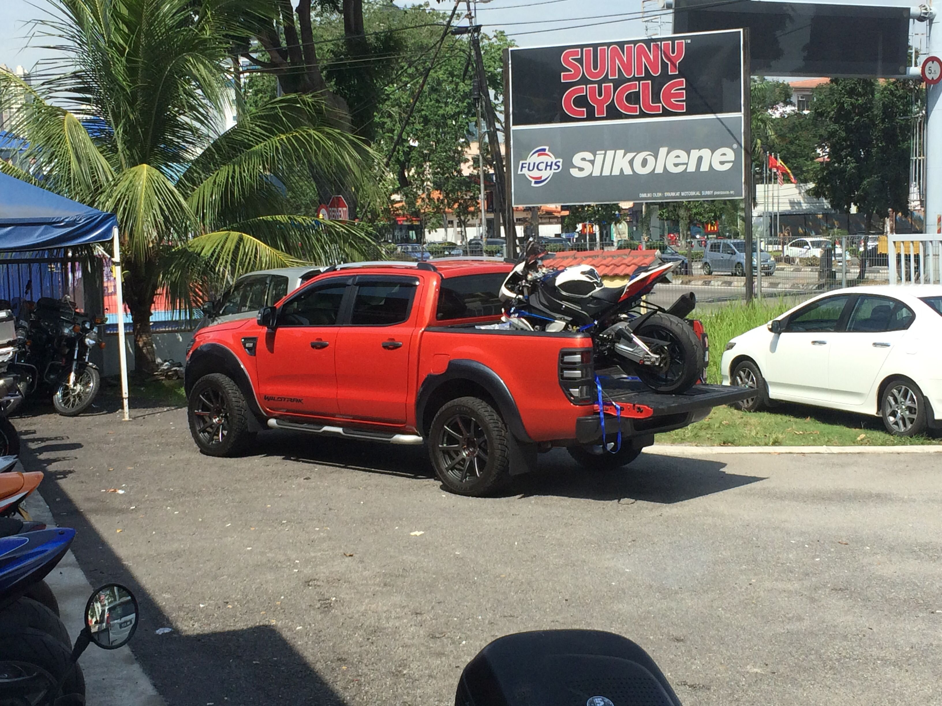 Sunny workshop malaysiaworkshopford ranger