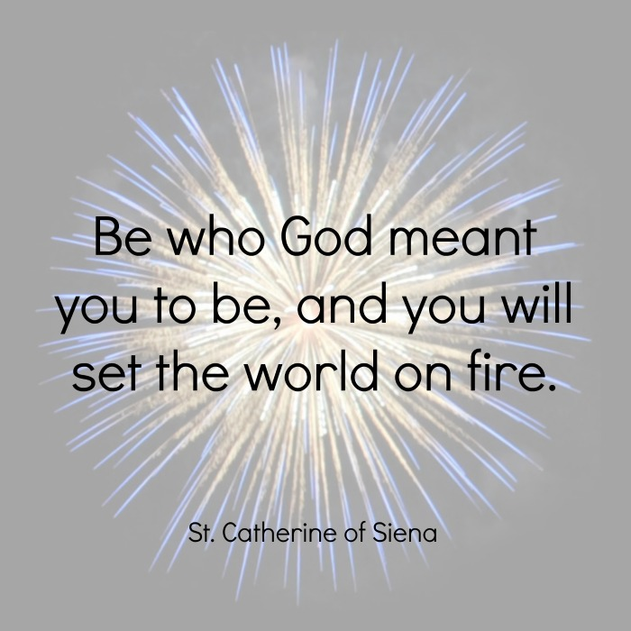 Saint Catherine Of Siena Quotes: #beasaint #quotes #catholic St. Catherine Of Siena