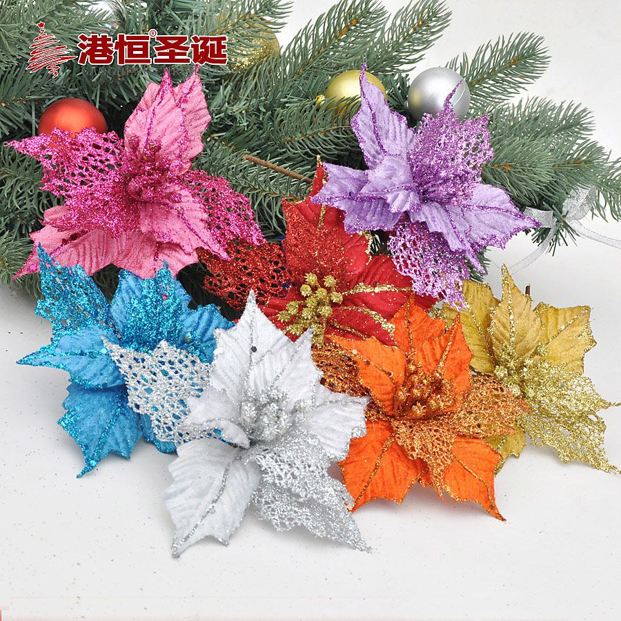 cheap christmas decorations buy quality christmas tree ornaments directly from china tree ornament suppliers christmas tree ornaments double deck luxury - Flower Christmas Ornaments
