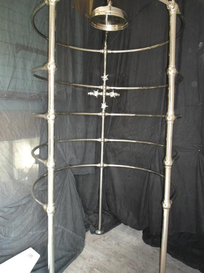 Recraft upcycled needle shower for sale on SalvoWEB from Alscot ...