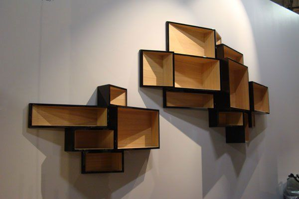 30 Gorgeous And Innovative Bookshelves