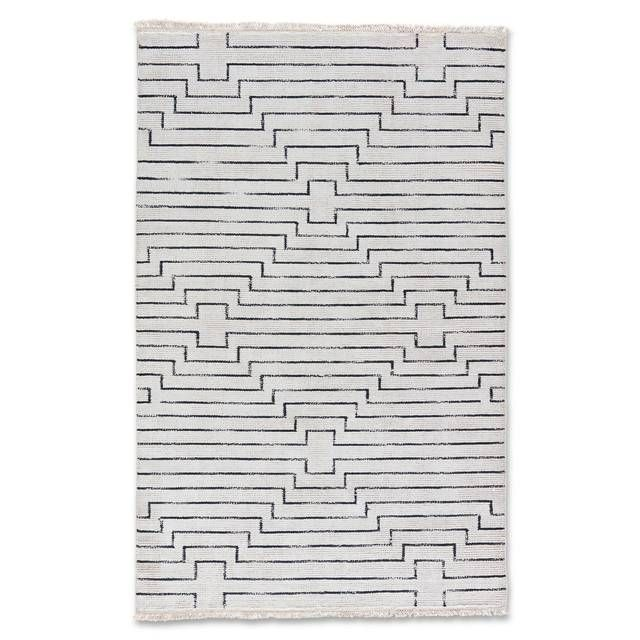 Watch Out For These Dining Room Trends For 2018: Jaipur Satellite Alloy Rug In Grey (mit Bildern)